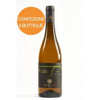 Grillo 2017 Confezione di 6 bottiglie da 0,75lt - RIDDU - D.O.C. SICILIA